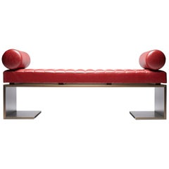 Kimani Bench, Gallery Collection, by Reda Amalou Design, 21st Century