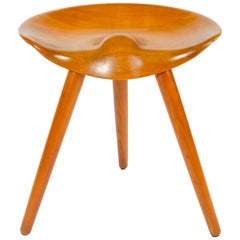 Three-Legged Stool by Mogens Lassen