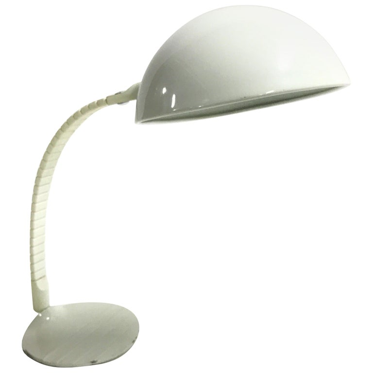 "Model 660 Table Lamp ""Flex"" by Elio Martinelli for Martinelli Luce, Italy, 1970s For Sale"