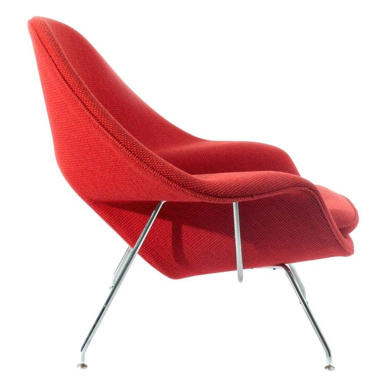 Vintage Knoll Womb Chair by Eero Saarinen in COM For Sale