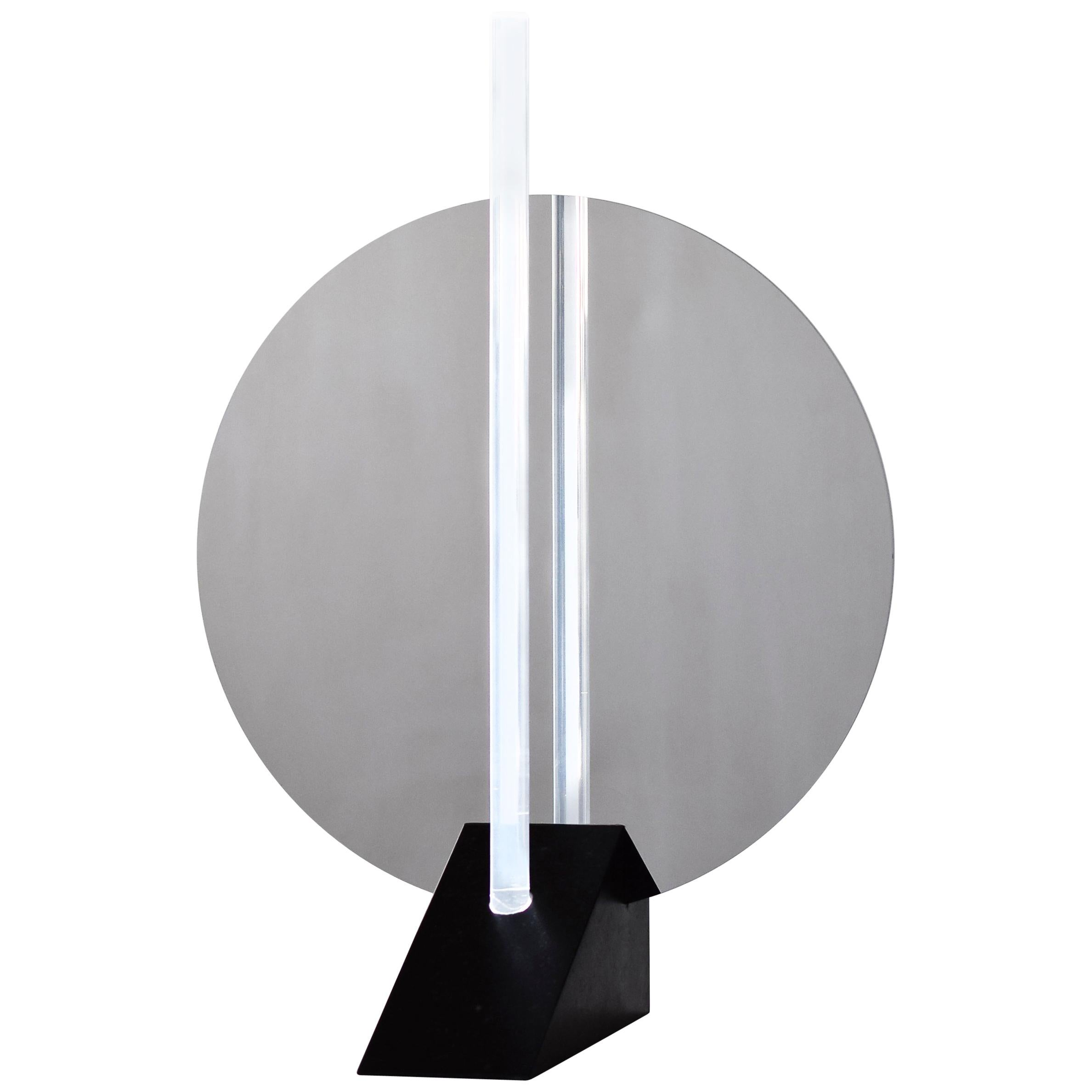 Contemporary Sculptural Lamp and Mirror 'Elusive 02'