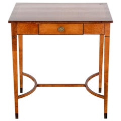 Small Inlaid Side Table