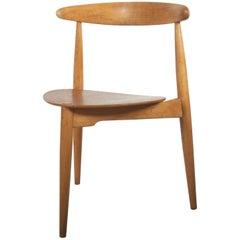 Hans J. Wegner Chair FH 4103 Heart Chair