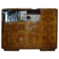 Art Deco Sideboards   from Cracow, Poladnd from, 1920