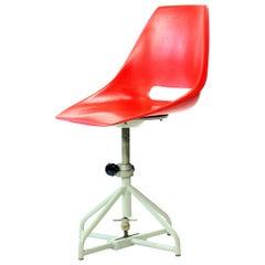 Original Vertex Chairs by Miroslav Navratil, circa 1960