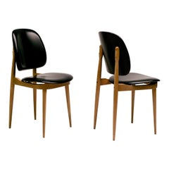 Pair of French Side Chairs