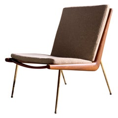 Boomerang Chair Peter Hvidt & Orla Molgaard Nielsen by France & Son 1950s