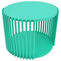 Palafitte 53 Lacquered Table by Debonademeo for Medulum