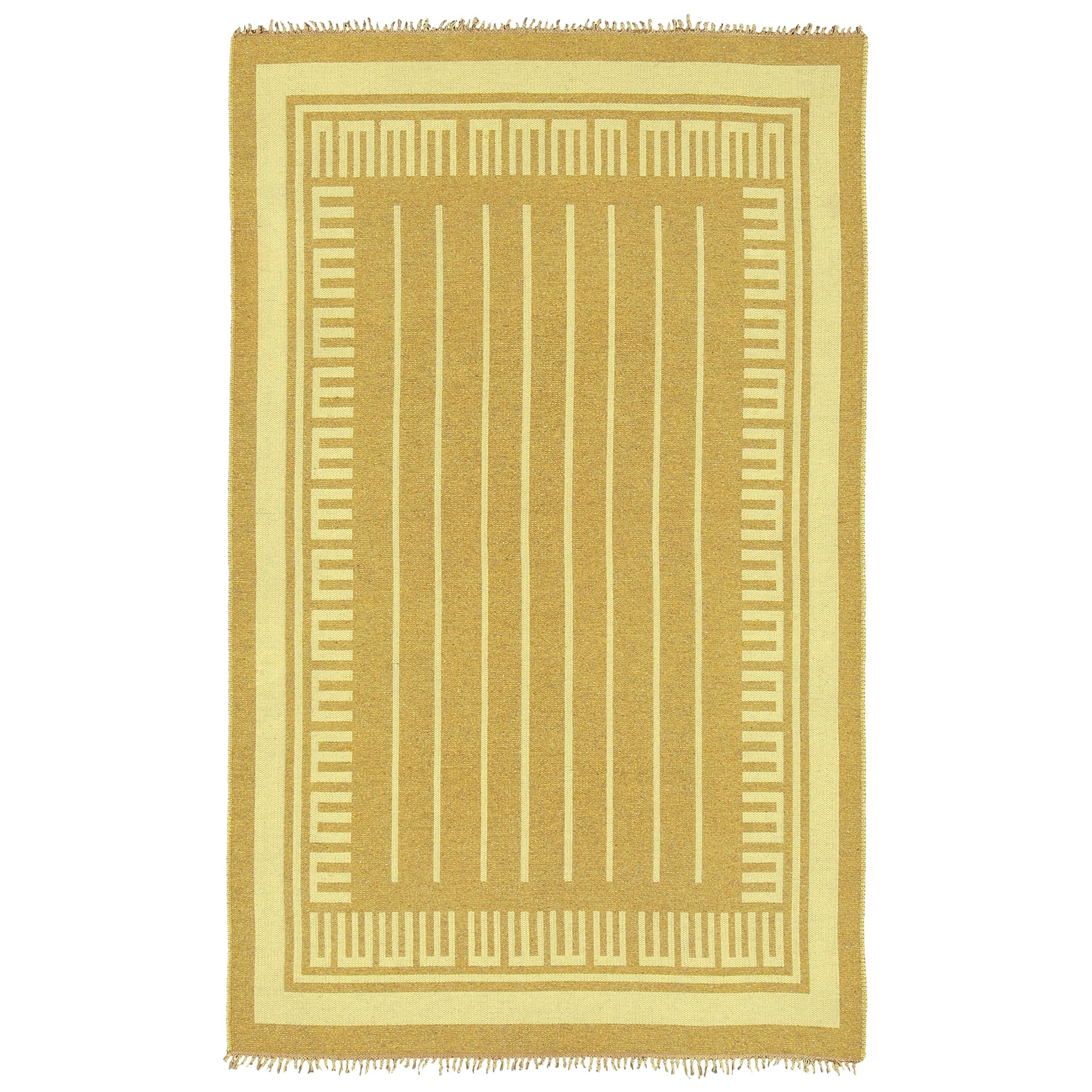 Mid 20th Century Swedish Flat-Weave Rug