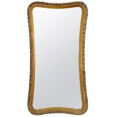 Art Deco Modernist Wall Mirror