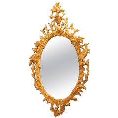 Pair of Ho Ho Bird Mirrors