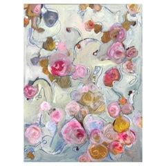 Floating Roses, 2018, Signed, SRM