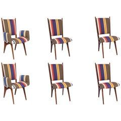 Vladimir Kagan Studio Dining Chairs