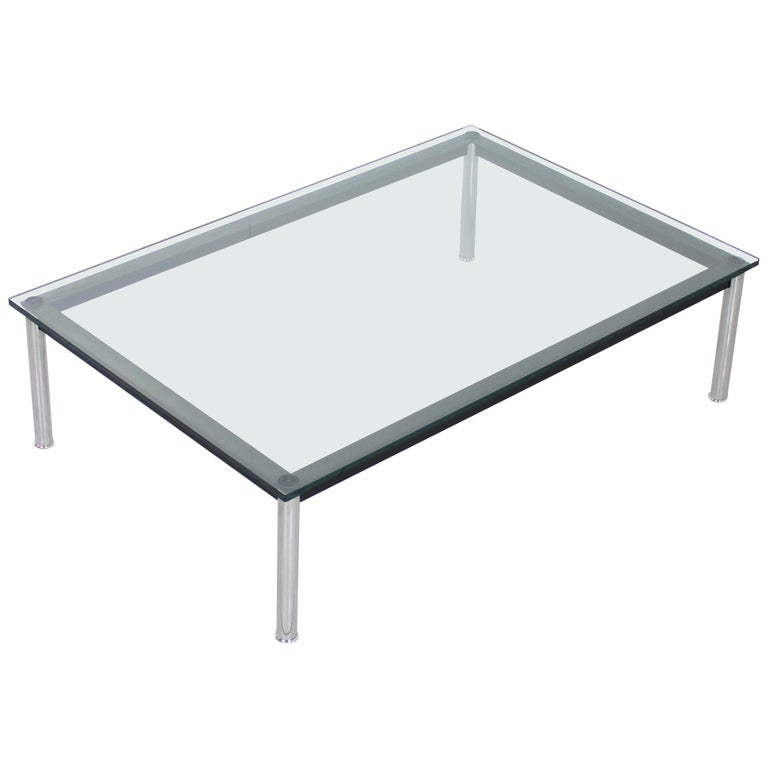 Coffee Table 'LC10' by Le Corbusier for Cassina, 1924 For Sale