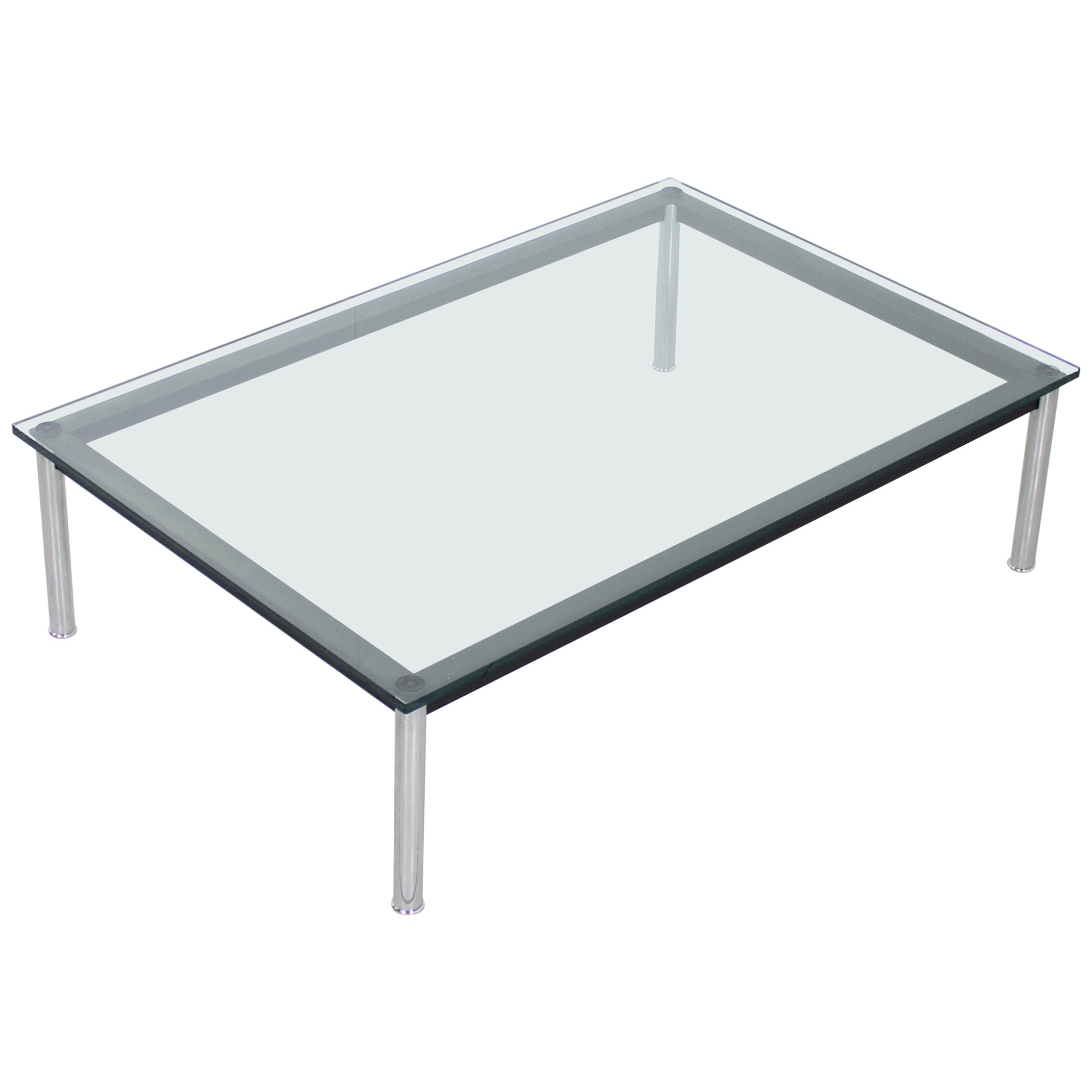 Coffee Table 'LC10' by Le Corbusier for Cassina, 1924