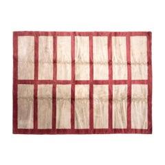 """Riverwoods"" Tibetan Woven Carpet"