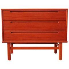 Niils Jonsson Mid-Century Modern Chest Dresser