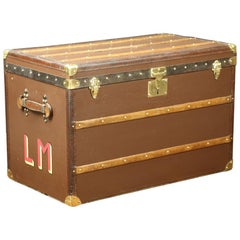 Steamer Trunk from the Brand Moynat in 1909