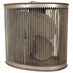 Mid-Century Modern Electric Fan Mathes Cooler Vintage Decorative
