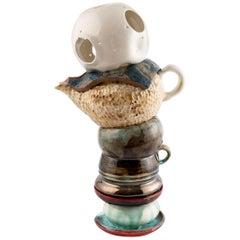 Extraordinary Ceramic Sculpture by Israel Sofia