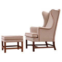 Kaare Klint Wing Chair