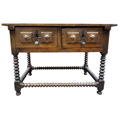 Antique Spanish Desk, circa 1800