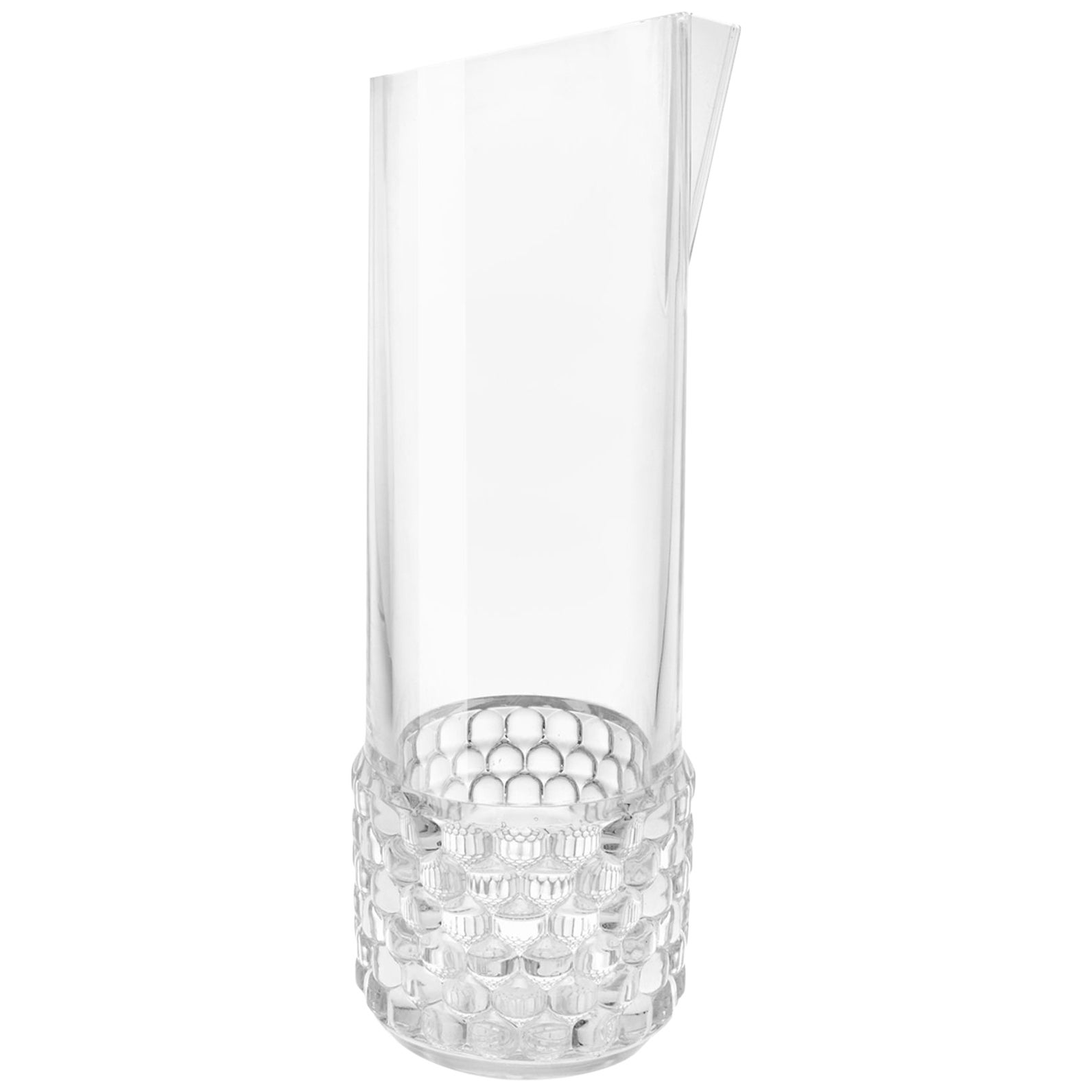 Kartell Jellies Carafe in Crystal by Patricia Urquiola