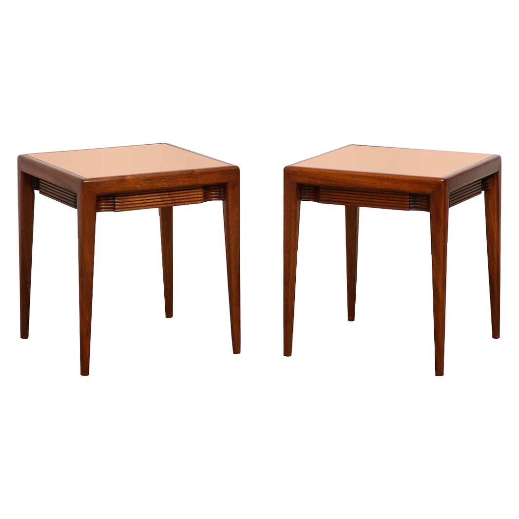Osvaldo Borsani Low Tables