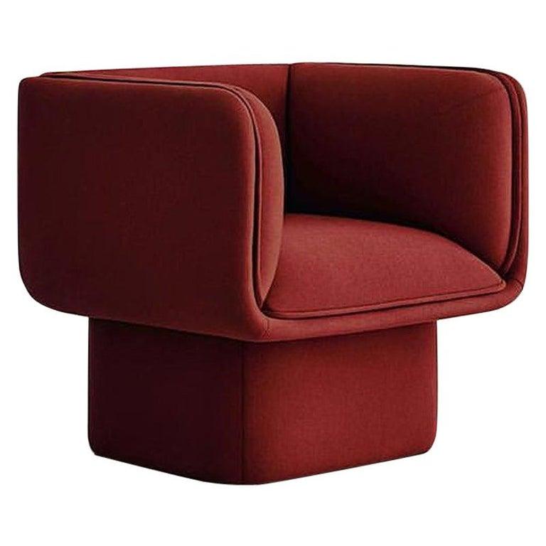 Block Armchair, Studio Mut For Sale
