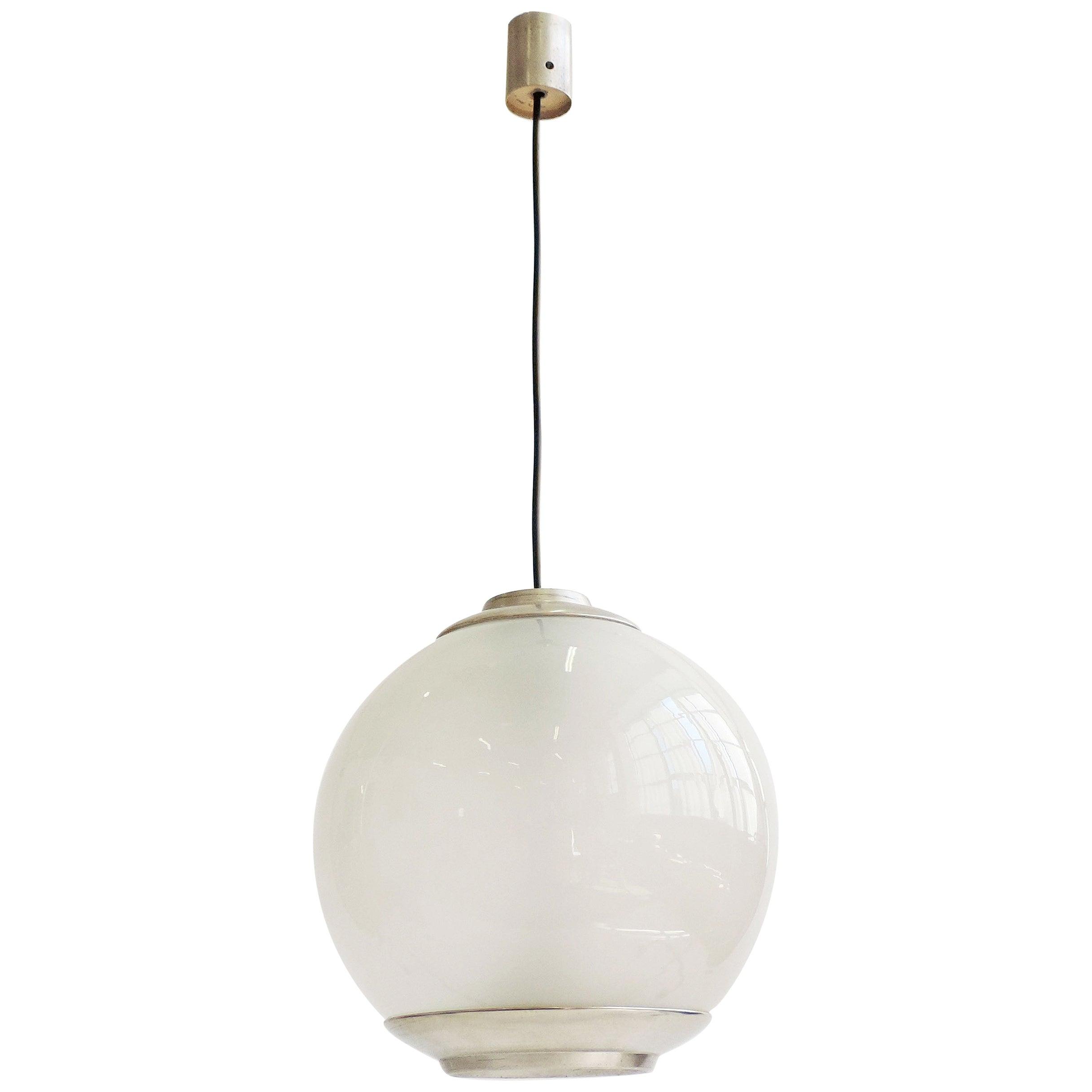 Luigi Caccia Dominioni LS2 Pendant Lamp for Azucena, Italy, 1952