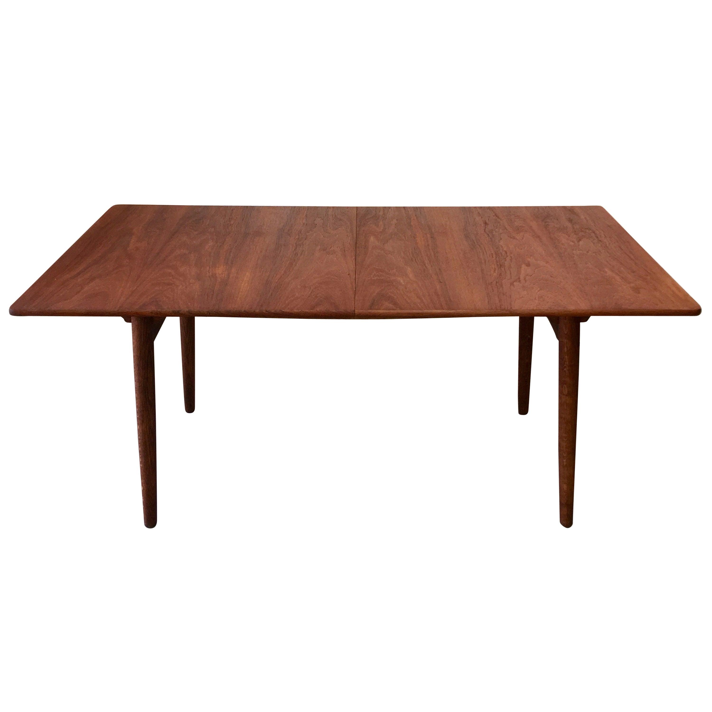 Hans Wegner AT-310 Dining Table for Andreas Tuck