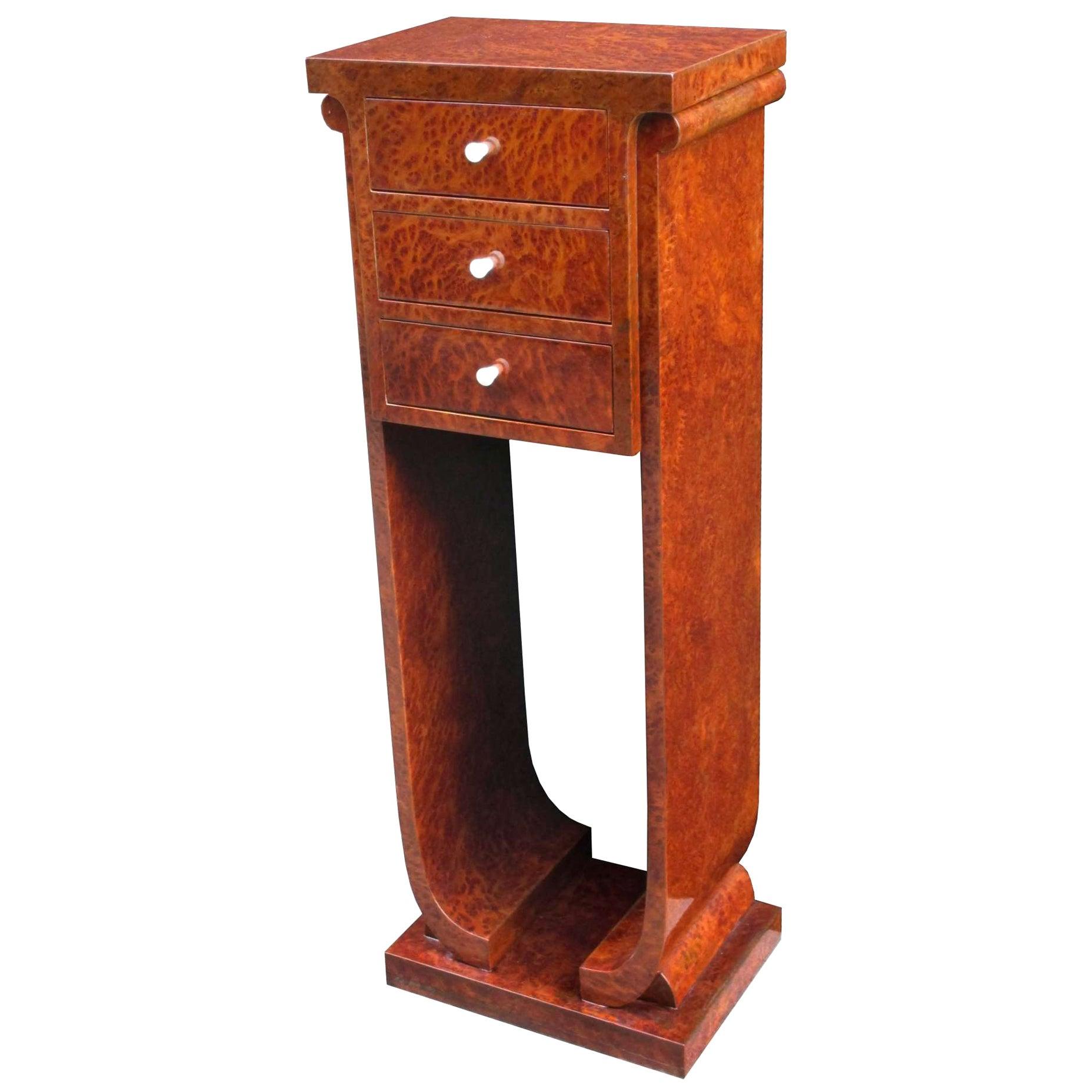 Jules Leleu Art Deco Pedestal