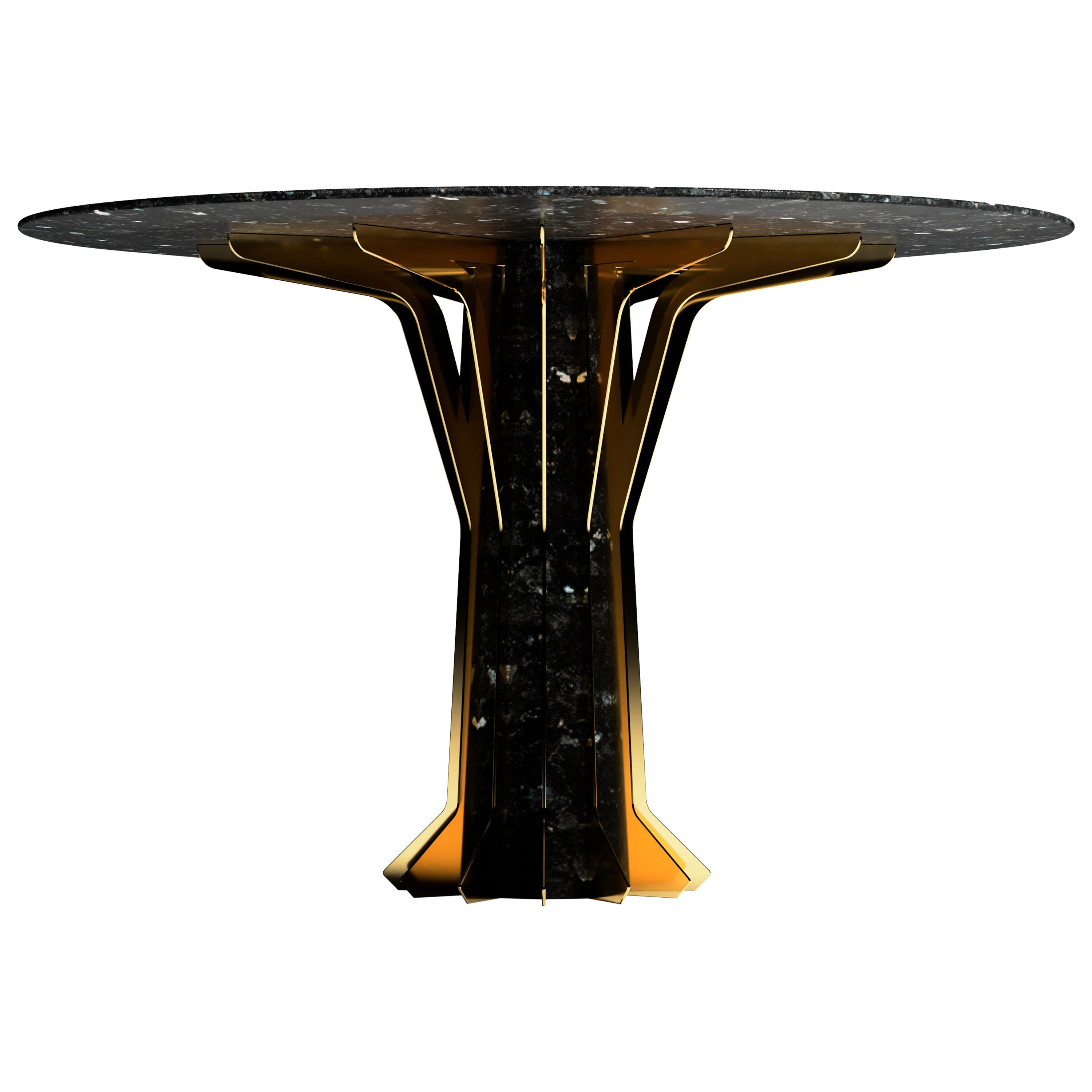 """""""The Icar's Wings"""" One of a Kind Center Table by Grzegorz Majka"""