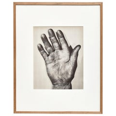 Ernest Koehli, Black and White Right Hand Photogravure Plate