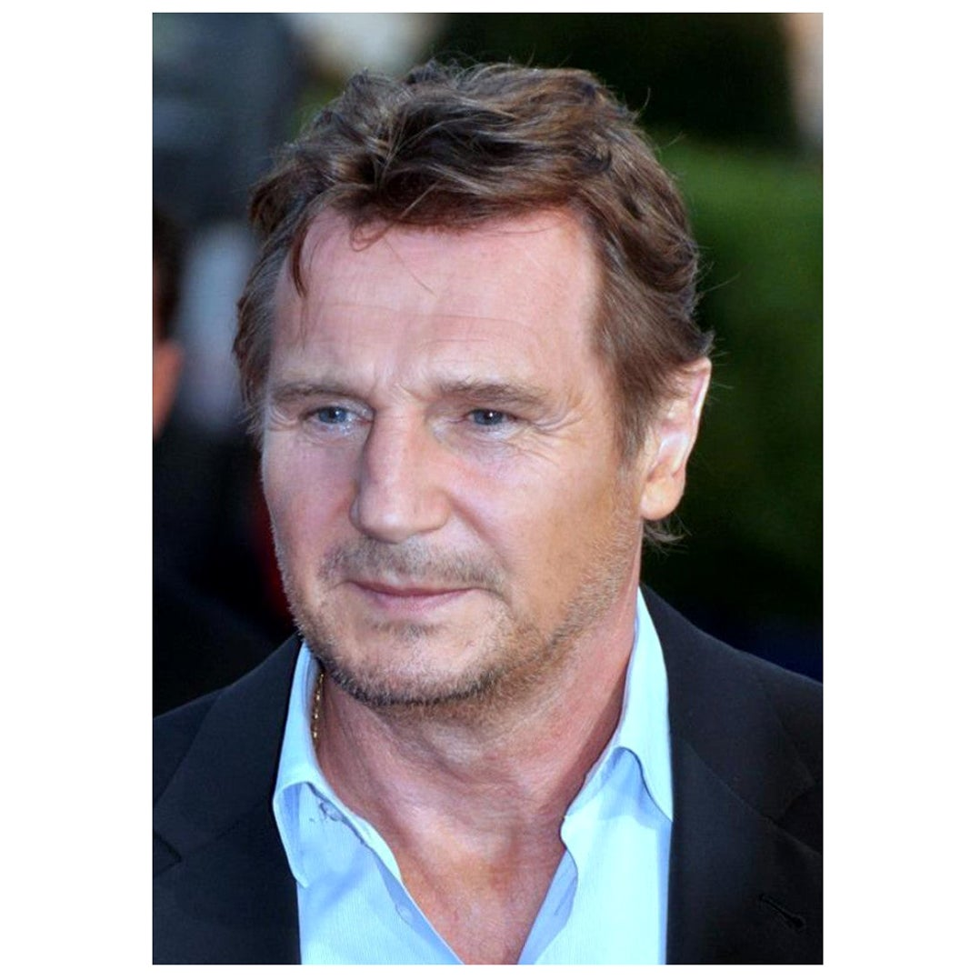 Liam Neeson Authentic Strand of Hair, 21st Century
