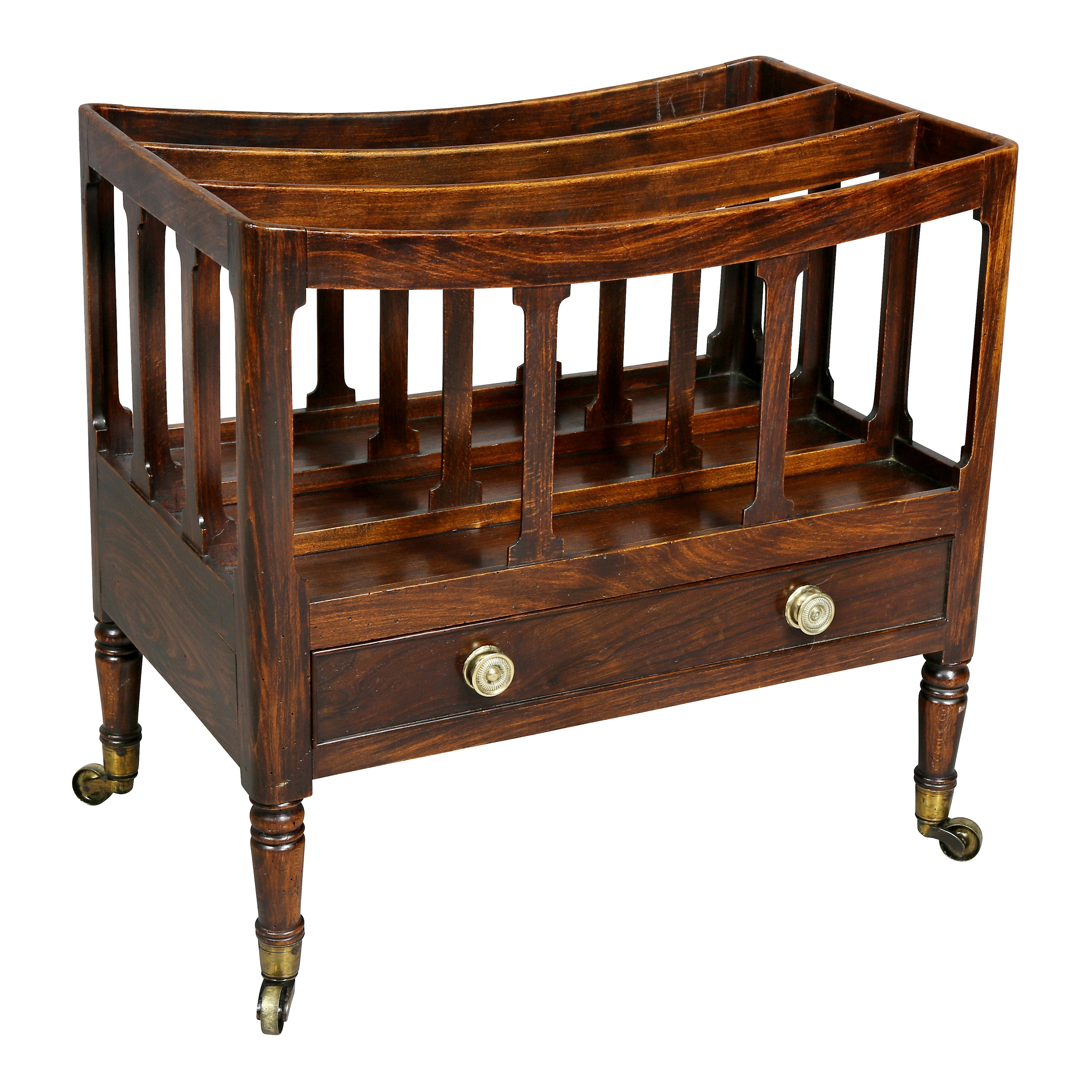 Regency Rosewood And Faux Rosewood Canterbury