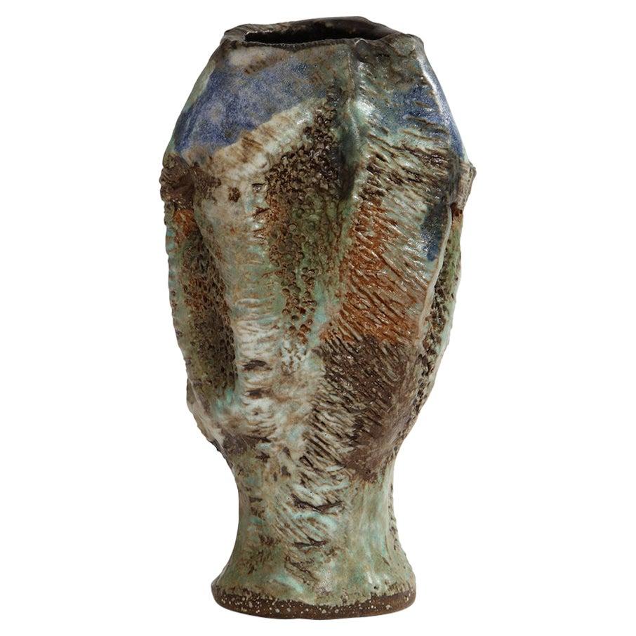 Dena Zemsky Sculptural Vase #4