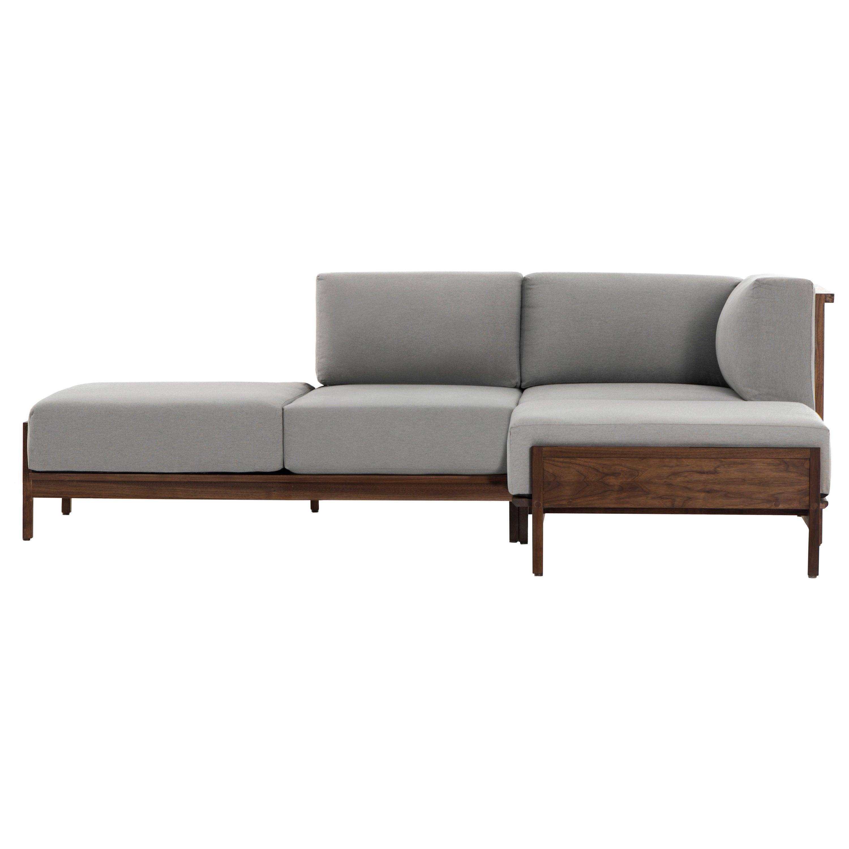 Escuadra Confort 4-Piece Mexican Contemporary Sofa, Emiliano Molina ...