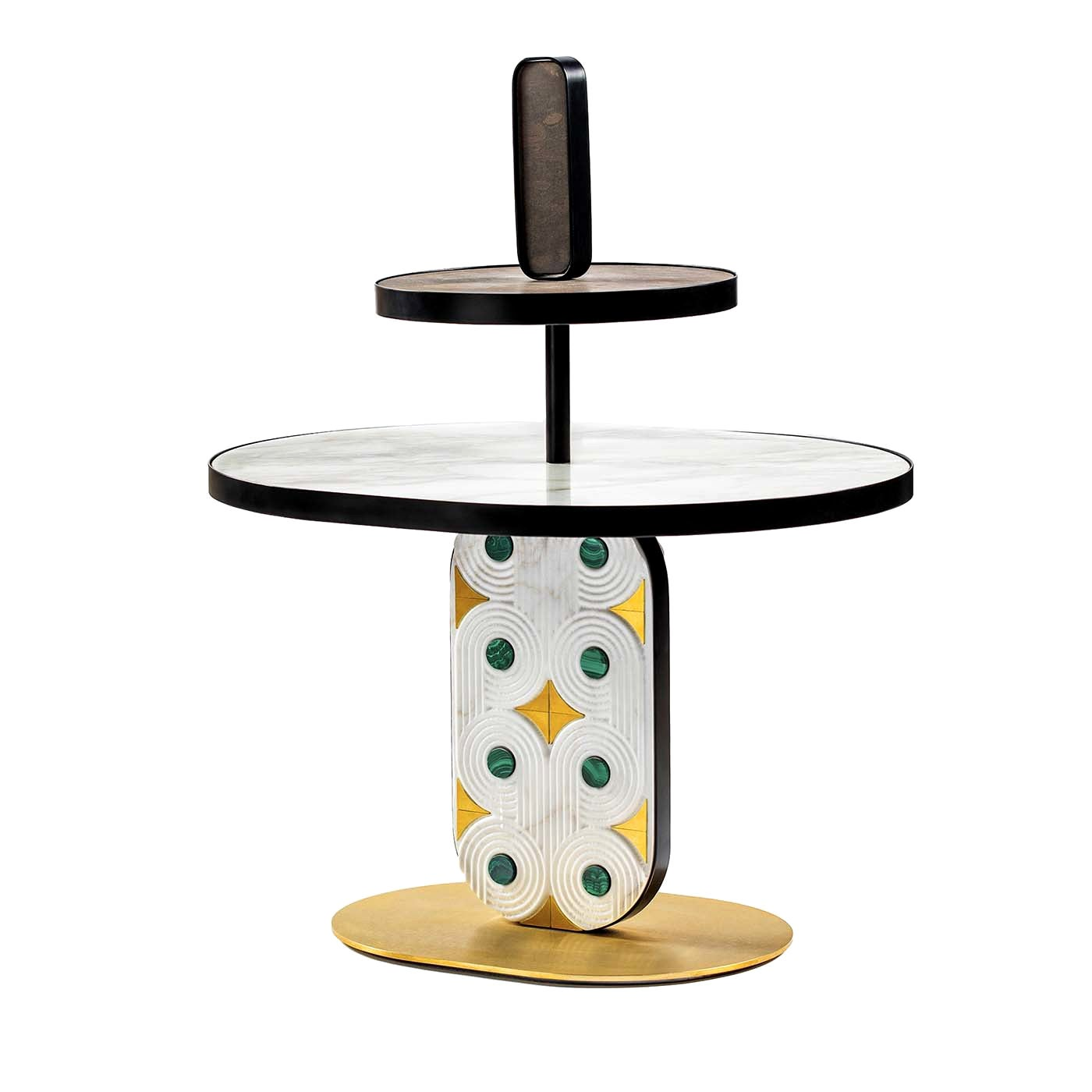 Calafato Side Table by Elena Salmistraro