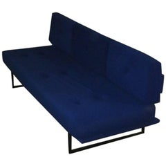 French Mid-Century Modern Sofa /Day Bed by A.R.P. Atelier De Recherche Plastique