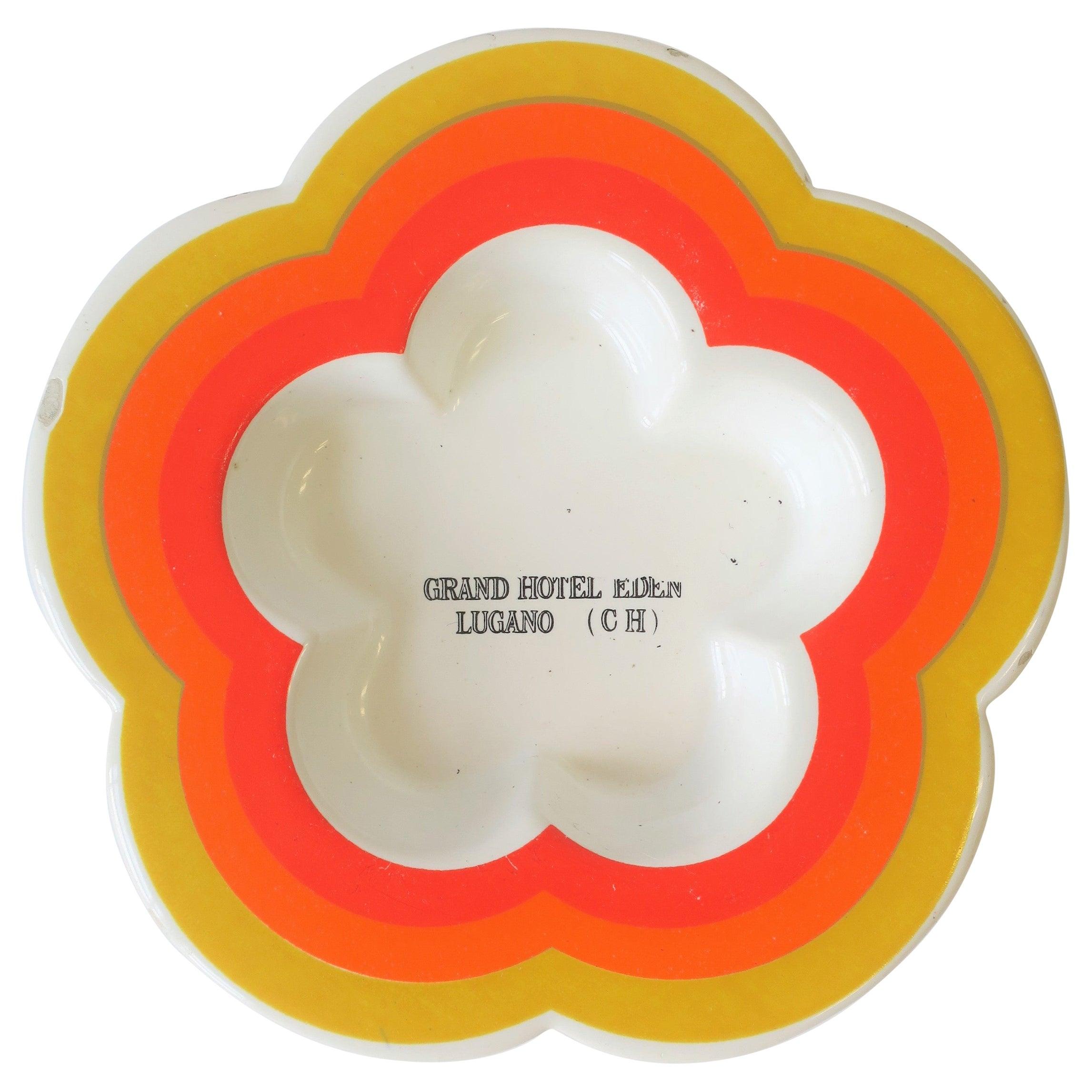 Italian Modern Dish or Vide-Poche, ca. 1970s