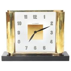 Jaeger-LeCoultre Art Deco Desk Clock