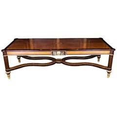 Majestic Table in Louis-Seize Style