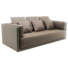 Zoe 3-Seat Sofa by Braid Outdoor