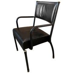 Jacques Adnet Desk Armchair