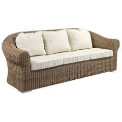 Cloe 3-Seat Sofa by Braid Outdoor