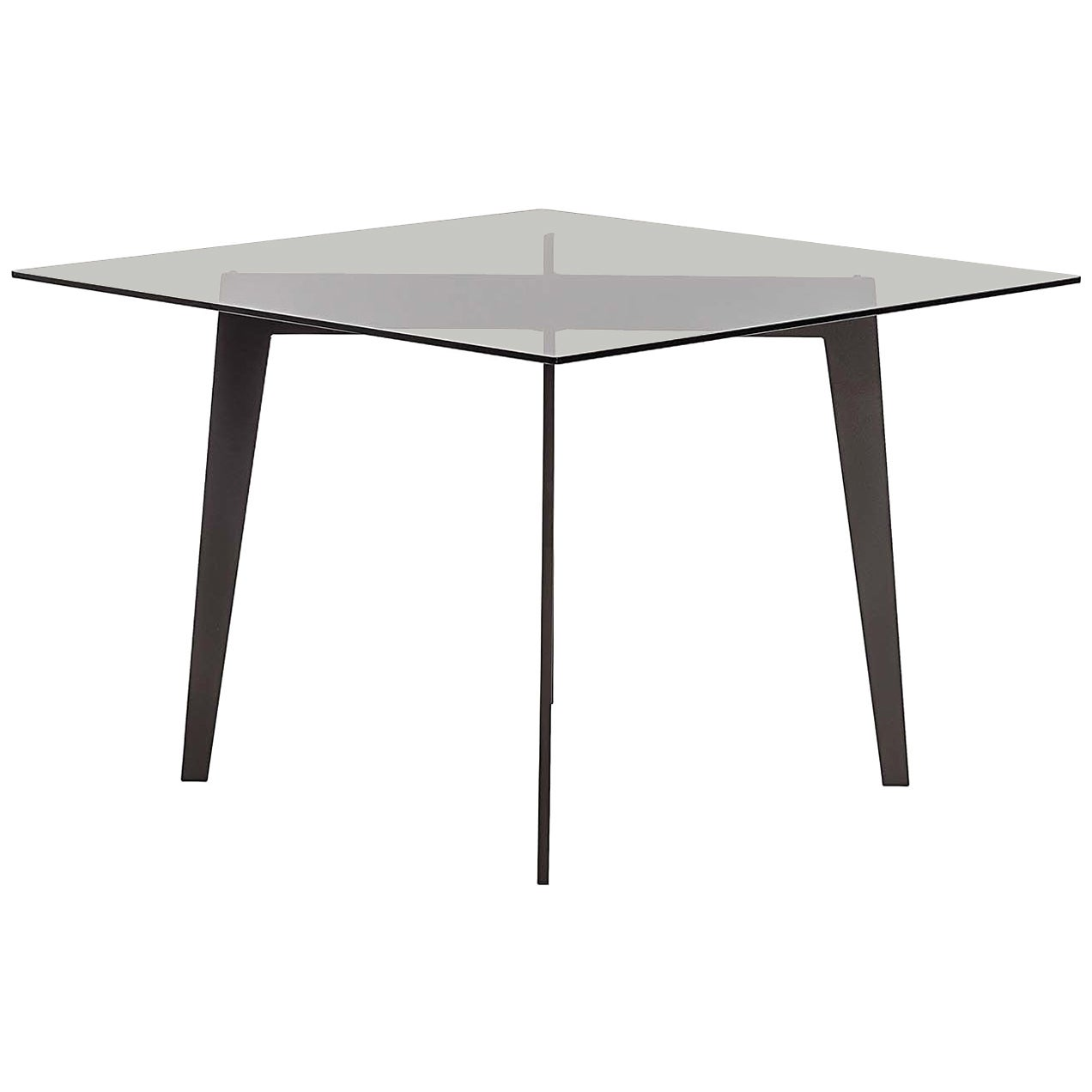 Mood Outdoor Square Table by Braid Outdoor