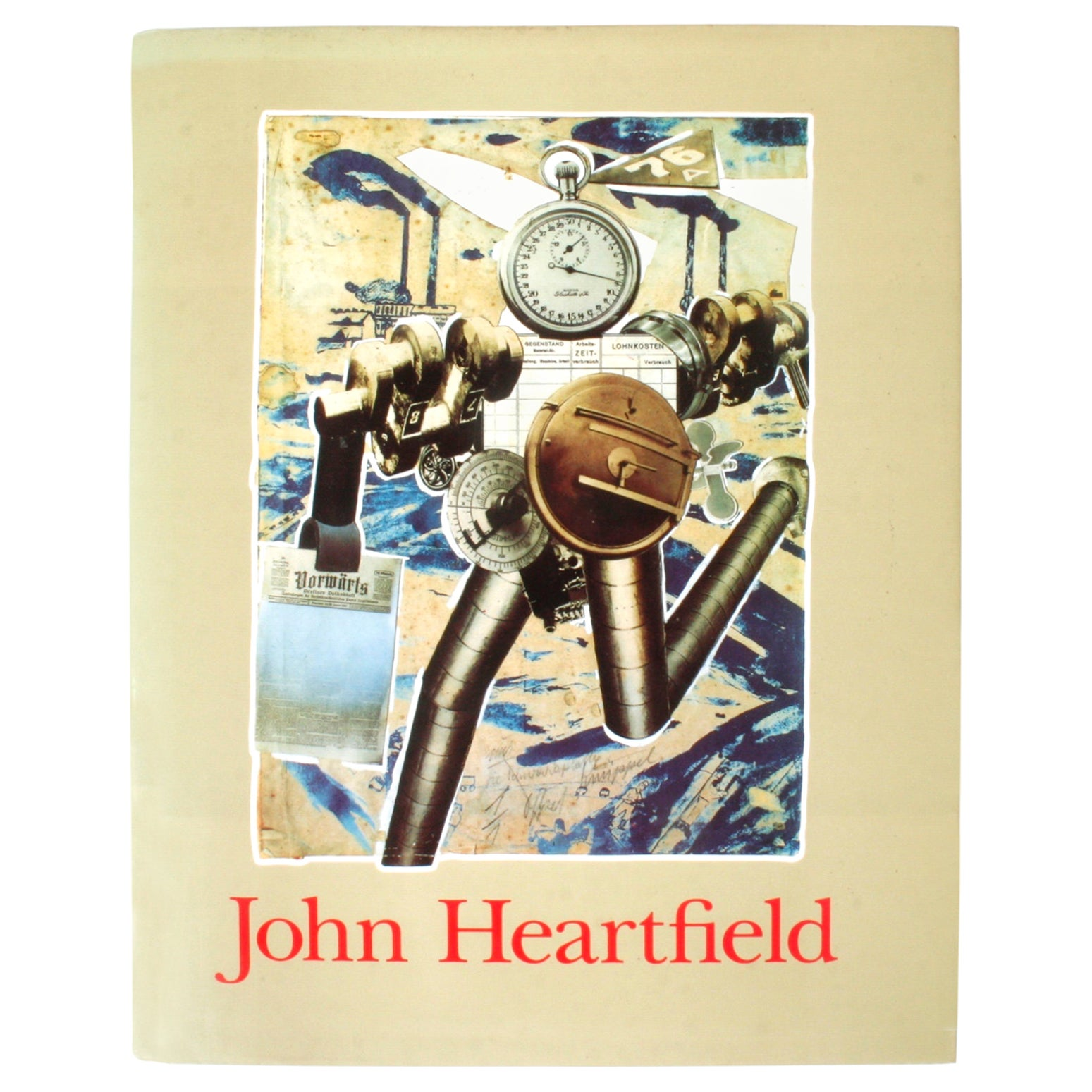 """John Heartfield"", First Edition"