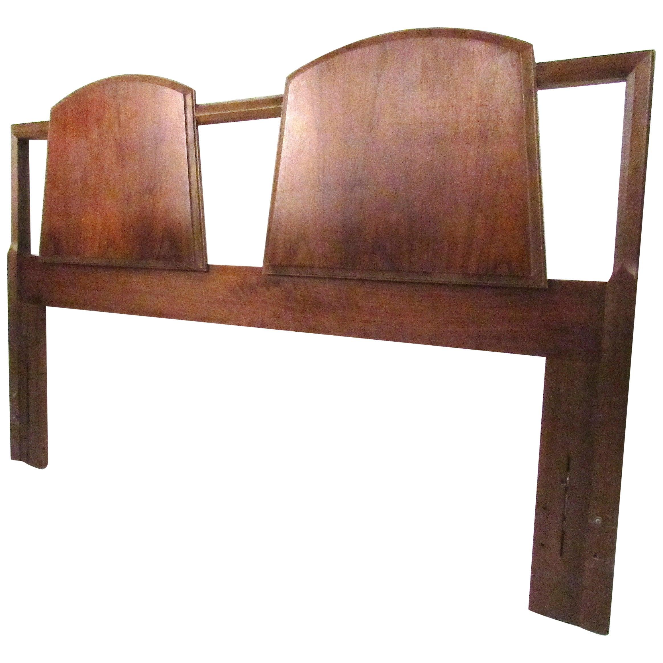 Full Size Walnut Headboard by Lane Furniture