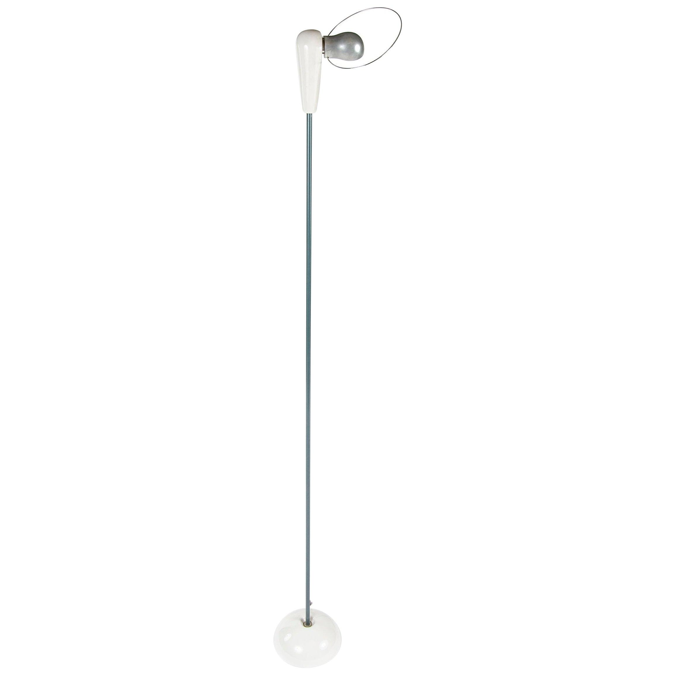 'Bi Bip' Floor Lamp by Achille Castiglioni for Flos